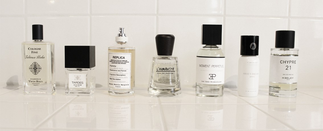 Sélection parfums - Le Nez Insurgé